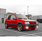 Peugeot 205 GTi Tuning  Image 19