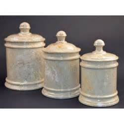 Buy Kitchen Canisters by Nature Home Decor Sahara Marble Kitchen Canister Amp Reviews