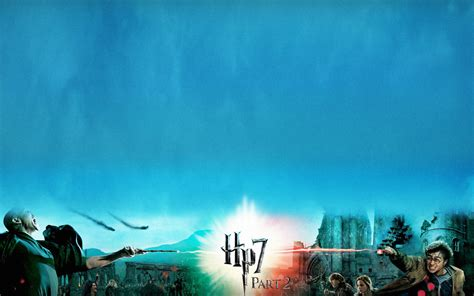 Harry Potter And The Deathly Hallows Part 2 Wallpapers Powerpoint E Learning Center Harry Potter Powerpoint Template