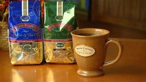 Door County Coffee And Tea more than just a coffee shop review of door county