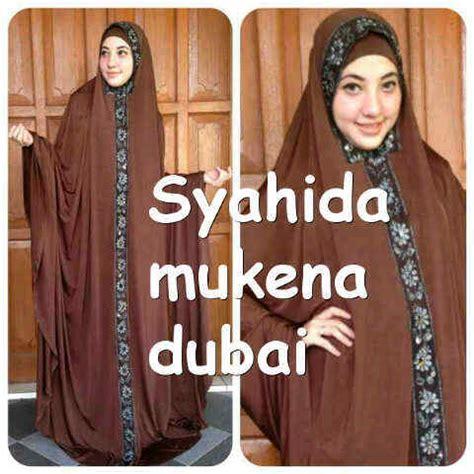 Mukena Dubai Sekar Wangi Bordir mukena dubai merek syahida rositaindrasari10