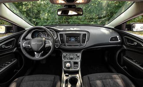 2015 chrysler 200 interior html autos weblog