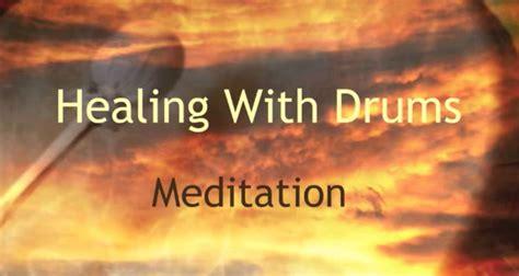 healing  meditation   drum meditation