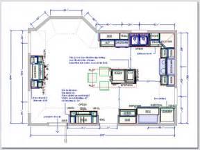 free kitchen floor plans