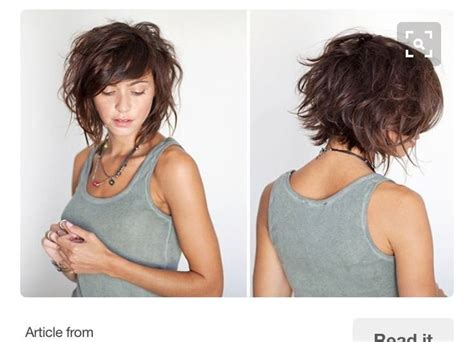 longer curly strands in front shorter in back styles longer curly strands in front shorter in back styles image
