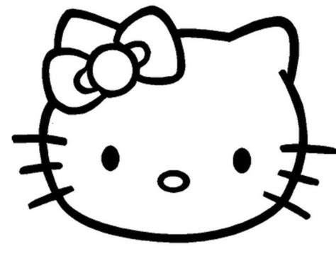 hello kitty and minnie mouse coloring pages hello kitty face coloring pages cartoon coloring pages