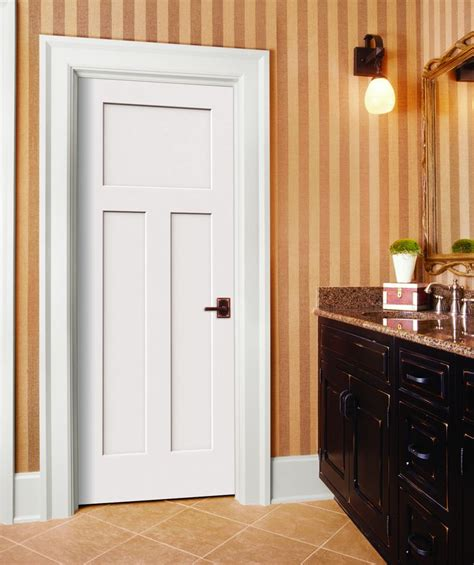 Pre Painted Interior Doors by 1000 Images About Craftsman Interior Door On