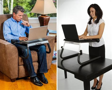Fitdesk Tabletop Standing Desk by Fitdesk Table Top Standing Desk With