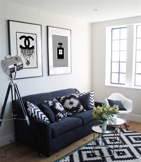 black and white living room rug be simple yet modern with these black and white living