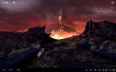 volcano   wallpaper  apk