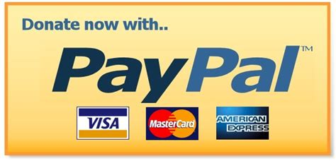 Donate Charity For Free With A Simple Click On Clicknow by Easy Way To Add A Paypal Donate Button In
