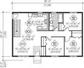 Small Ranch House Floor Plans Pin By Samuel Dife On Ranch Style House Plans Good Points
