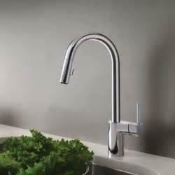 Moen Kitchen Faucet Reviews moen align single handle kitchen faucet amp reviews wayfair