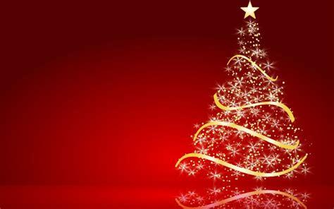 wallpaper christmas golden golden christmas tree wallpaper database