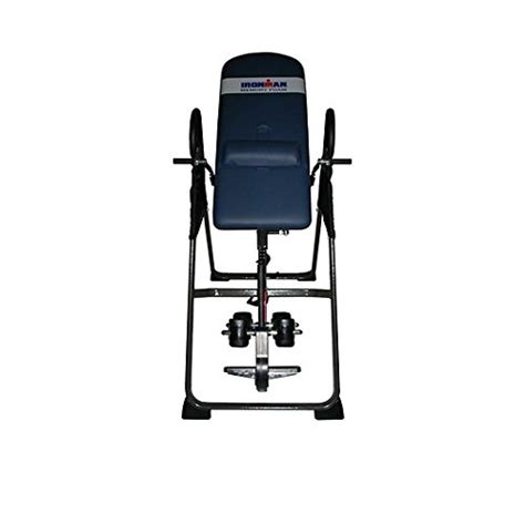ironman elite pro inversion table fitness and activity