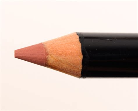 Lip Liner Review Harga mac boldly bare lip pencil review swatches