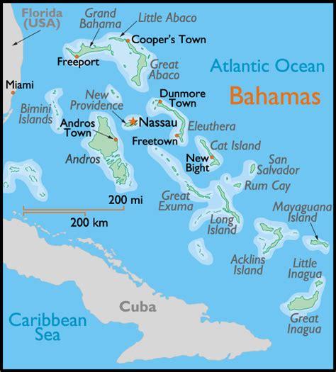 map usa bahamas map of bahamas commonwealth of the bahamas maps mapsof net