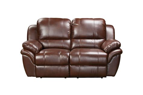 reclining power loveseat blair leather power reclining loveseat