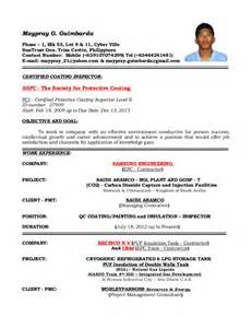 resume samples qa engineer 2