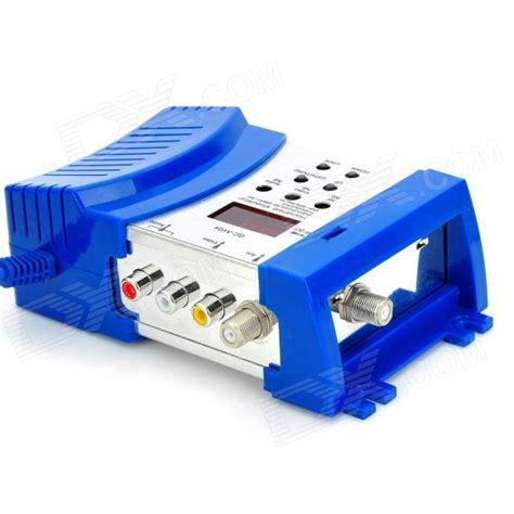 gecen gc av04 household wired tv modulator av rf converter