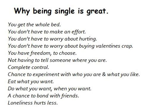 Are You Single And Loving It Or Not by Being Single Quote Adorable They Aren T