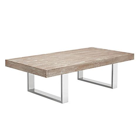 Z Gallerie Coffee Table Object Moved