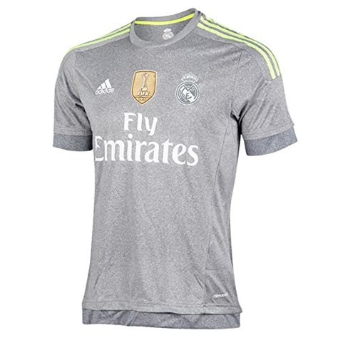 Jersey Madrid Away 2015 2016 real madrid away jersey 2015 2016 club world cup chions patch xl buy in uae