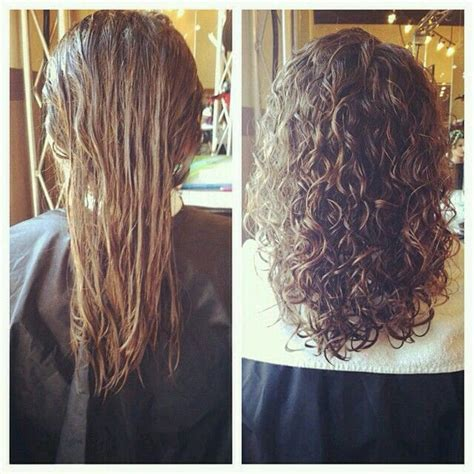 loose perm medium length hair 11 best body wave perm images on pinterest body wave