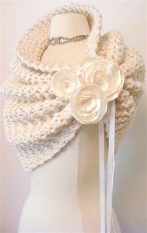 wedding bolero knitting pattern wedding shawl wedding wedding shrug ivory shawl