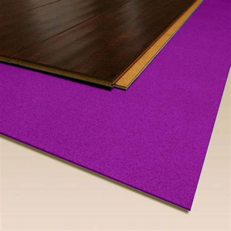 2mm Purple Underlayment For Hardwood Floors