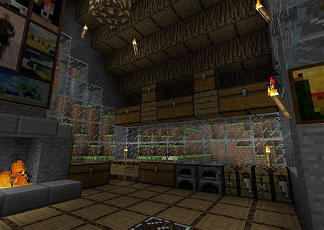 Cool Minecraft Cabins by Big Cool Looking Cabin With A Fireplace Minecraft Project