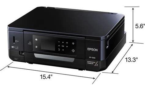 Printer Epson Xp 640 epson xp 640 expression premium small in one printer review