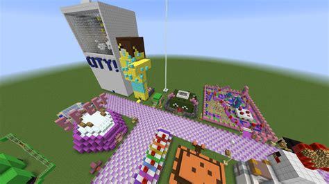 theme park popularmmos pat and jen amusement park 1st update popularmmos