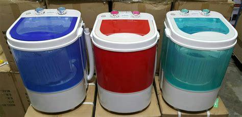 Mesin Cuci Hemat Energi mesin cuci mini portable praktis hemat energi tokoonline88