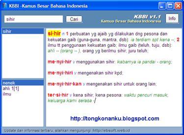 Kamus Besar Bahasa Indonesia Edisi 2 kbbi kamus besar bahasa indonesia elektronik gratis