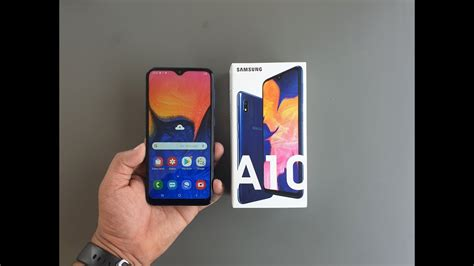 Samsung A10 Unboxing by Samsung Galaxy A10 Unboxing Look
