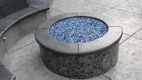 how to build a glass pit concrete pits decorative concrete pits