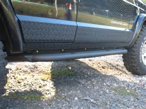 Jeep Xj Rock Sliders Pair Of Elite Rock Sliders Jeep Xj 84 01