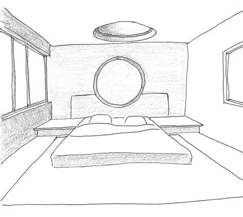 chambre en perspective dessin dessin d une chambre en perspective 17 2013 2