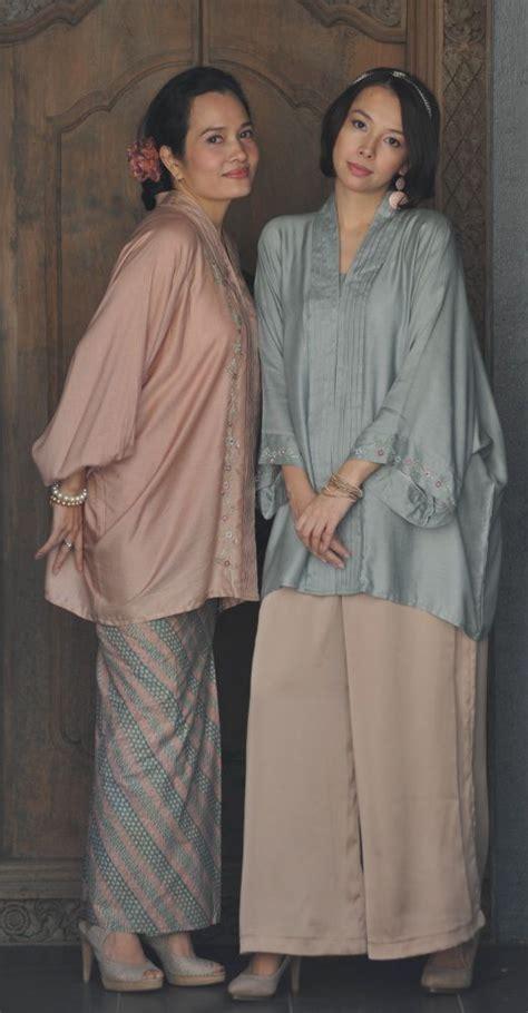 Maxi Dress Santika kebaya style kebaya baju kurung and
