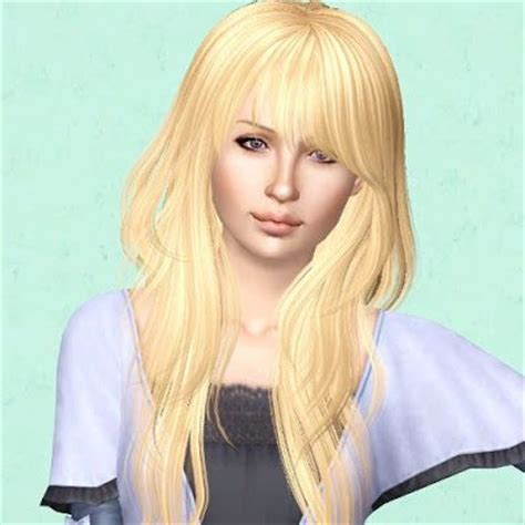 sims 3 customcontent hair colours 93 best sims 4 custom hair images on pinterest sims hair