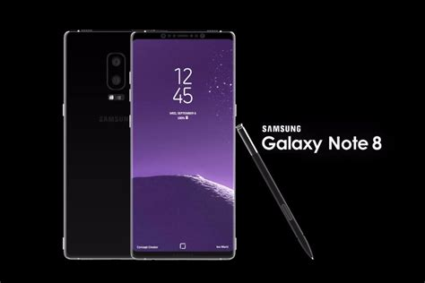Samsung Note 8 Replika samsung galaxy note 8 pestaola