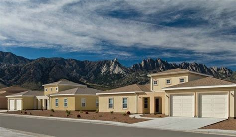 White Sands Missile Range Housing 28 Images Balfour Beatty Investments Fort Bliss