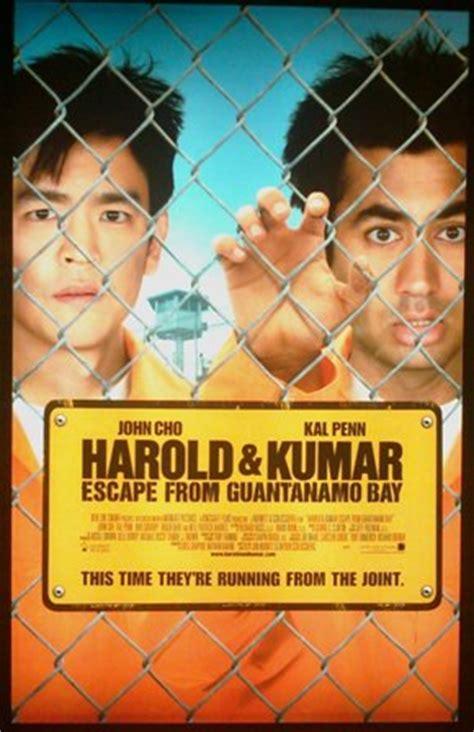 Harold Kumar Escape From Guantanamo Bay 2008 Full Movie Harold And Kumar Escape From Guantanamo Bay