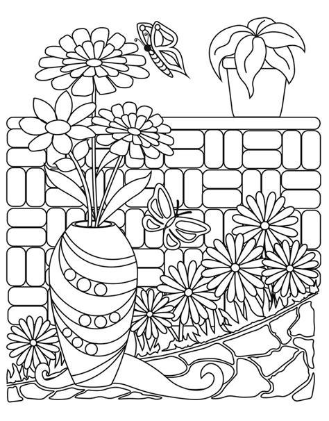 libro twilight garden coloring book mejores 1162 im 225 genes de colouring flowers en libros para colorear coloraci 243 n