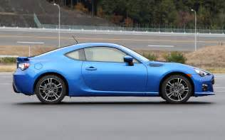 Subaru Brs 2013 Subaru Brz Side Jpg Photo 12