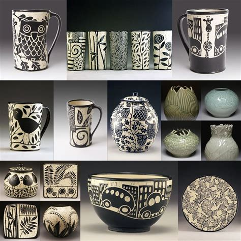 212 best scraffito images on pinterest ceramic pottery 59 best images about pottery decorating sgraffito and
