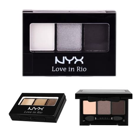 Nyx In Eye Shadow Palette Escape With nyx in eye shadow palette sleekshop