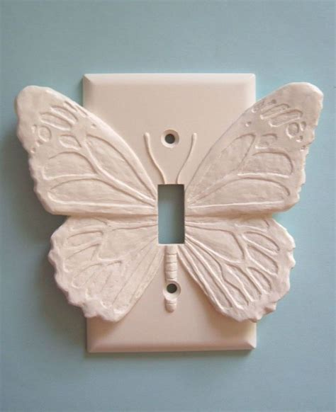 butterfly light switch cover butterfly light switch plate wall cover toggle switchplate