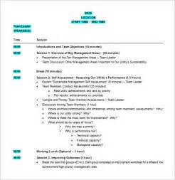 workshop program template agenda template 24 free word excel pdf documents